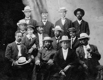 NAACP Founders at Niagara Falls